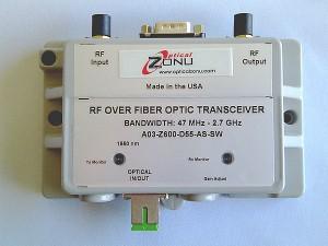Oz600 Standard Rfof Trx Optical Zonu Corporation