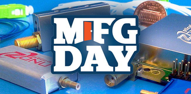 Optical Zonu to Exhibit at MFG Day in L.A.